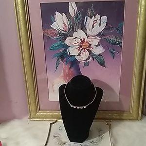 Betsy Johnson necklace. NWT